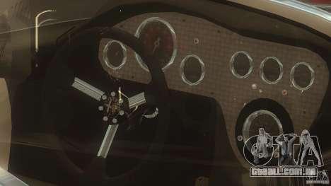 BMW E36 Daily para GTA San Andreas traseira esquerda vista