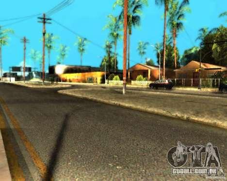 ENB For medium PC para GTA San Andreas sétima tela