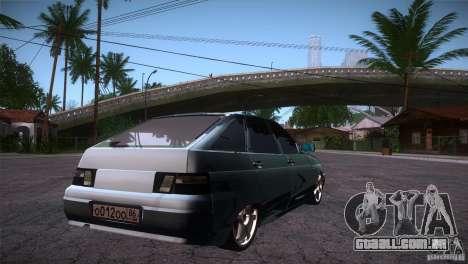 VAZ-2112 LT para GTA San Andreas vista direita