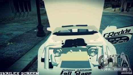 Nissan 380sx BenSpora para GTA 4 vista interior