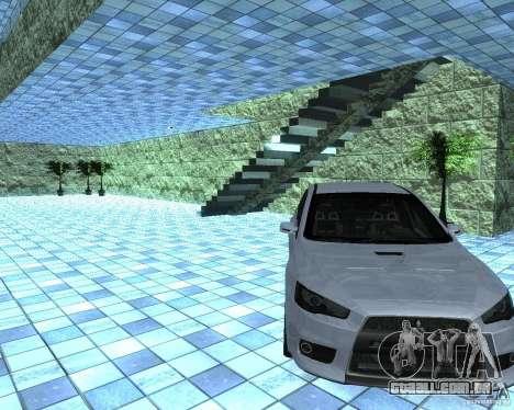 HD Motor Show para GTA San Andreas terceira tela
