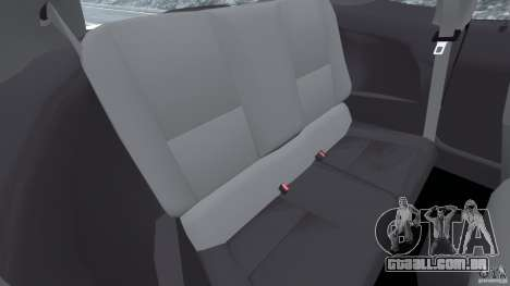 Chevrolet Camaro ZL1 2012 v1.2 para GTA 4 vista lateral