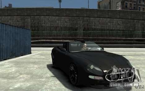 Maserati 3200 CampioCorsa para GTA 4 vista de volta