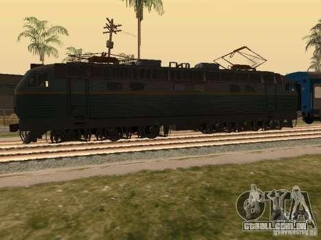 ČS4z-154 para GTA San Andreas esquerda vista