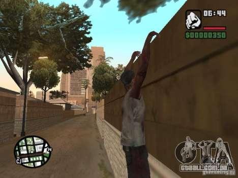 Markus young para GTA San Andreas terceira tela