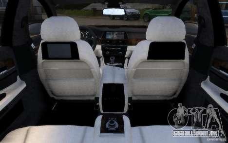 BMW 760Li 2011 para GTA 4 motor