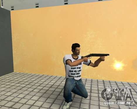 Pak de GTA 4 o Lost and Damned para GTA Vice City quinto tela
