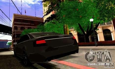 Audi A6 Blackstar para o motor de GTA San Andreas
