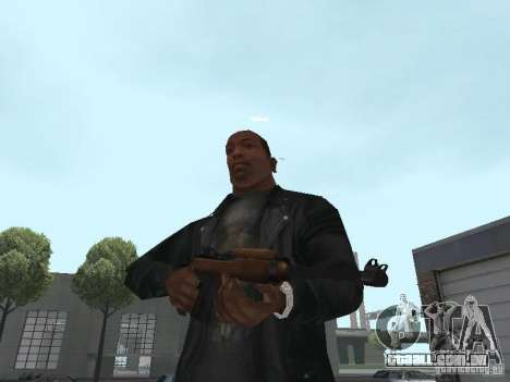 M1A1 Carbine para GTA San Andreas segunda tela