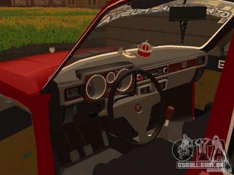 Volga GAZ 31029 Sl para GTA San Andreas vista traseira