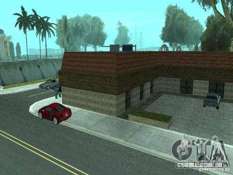Mega Cars Mod para GTA San Andreas nono tela