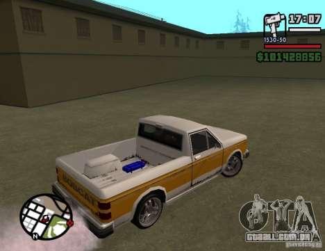 Tun complects para GTA San Andreas segunda tela