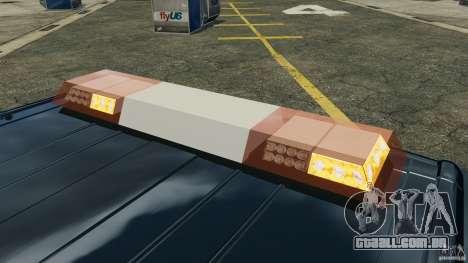 Ford Transit Joen Loka [ELS] para GTA 4 vista inferior