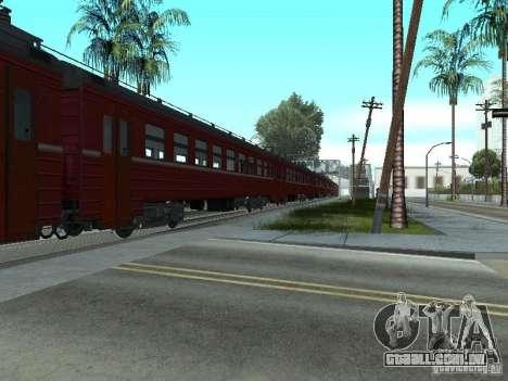 Er9m-576 para GTA San Andreas vista direita