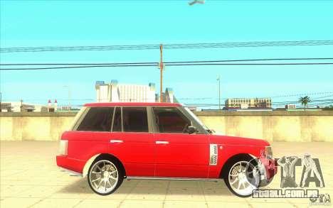 Arfy Wheel Pack 2 para GTA San Andreas sétima tela