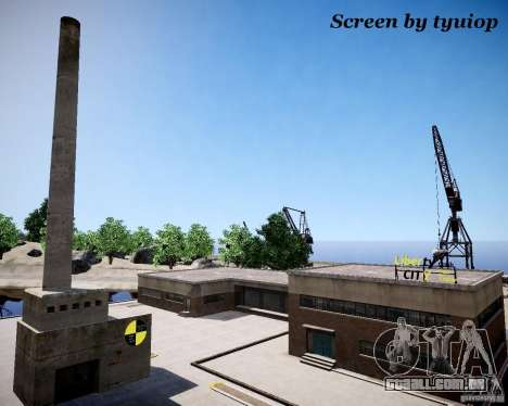 LC Crash Test Center para GTA 4