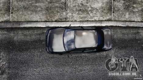 Toyota Corolla 1.6 para GTA 4 vista direita