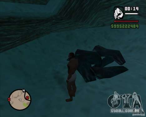 Cowboy duelo v 2.0 para GTA San Andreas quinto tela