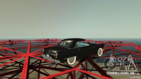 Smith Thunderbolt Mafia II para GTA 4 esquerda vista