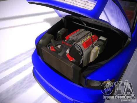 Dodge Ram SRT-10 para GTA San Andreas vista interior