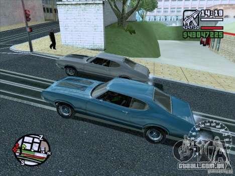 ENB Series v1.5 Realistic para GTA San Andreas twelth tela