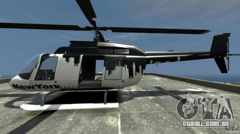 All new Tourmav para GTA 4 esquerda vista