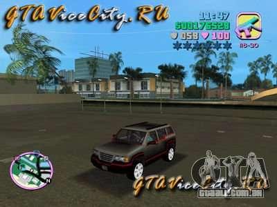 Honda Civic GTA 3 para GTA Vice City