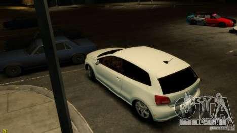 Volkswagen Polo v1.0 para GTA 4 traseira esquerda vista