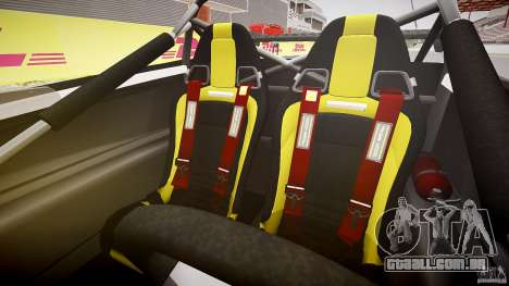 Lotus 2-11 para GTA 4 vista interior