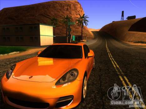 ENBSeries by Fallen v2.0 para GTA San Andreas oitavo tela