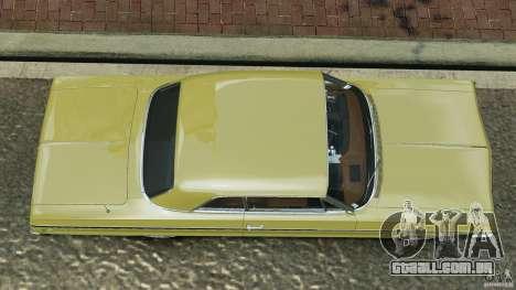 Chevrolet Impala SS 1964 para GTA 4 vista direita