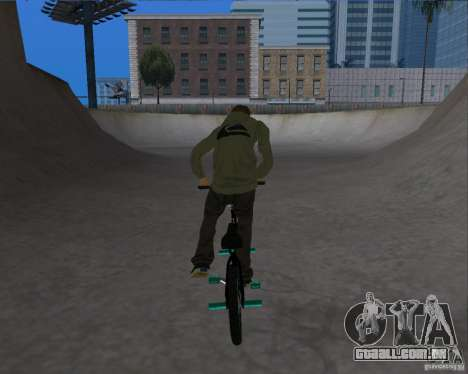 Tony Hawk para GTA San Andreas terceira tela