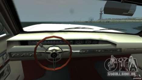 Voodoo Boat para GTA 4 vista direita