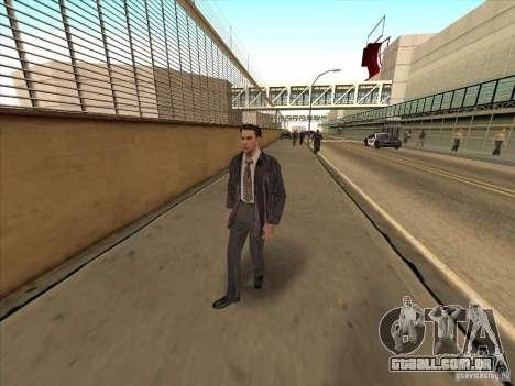 Max Payne para GTA San Andreas terceira tela