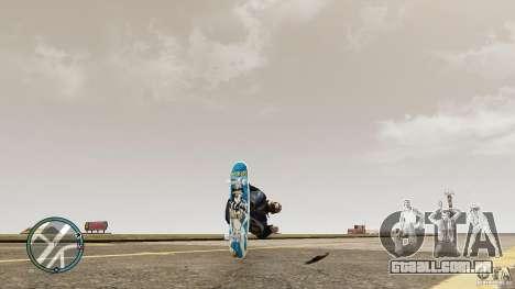Skate # 1 para GTA 4