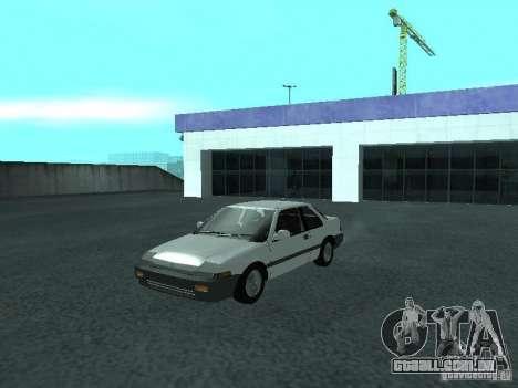 Honda Accord para GTA San Andreas esquerda vista