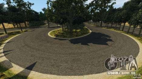 Bihoku Drift Track v1.0 para GTA 4 sexto tela