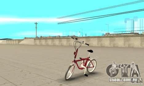 Child Bicycle para GTA San Andreas