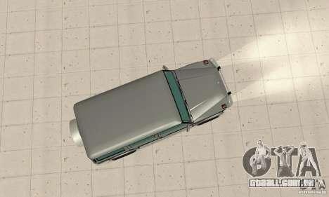 Mercedes-Benz G500 1999 v. 1.1 kengurâtnikom para GTA San Andreas vista direita