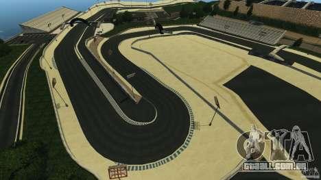 Laguna Seca [HD] Retexture para GTA 4 sétima tela