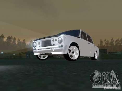 Branco Vaz 2101 crianças para GTA San Andreas