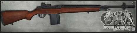 M14 para GTA San Andreas