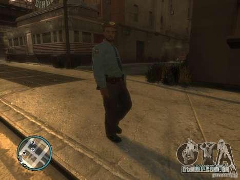 Russian Cops para GTA 4 por diante tela