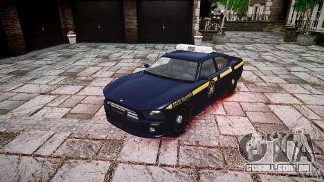 New York State Police Buffalo para GTA 4