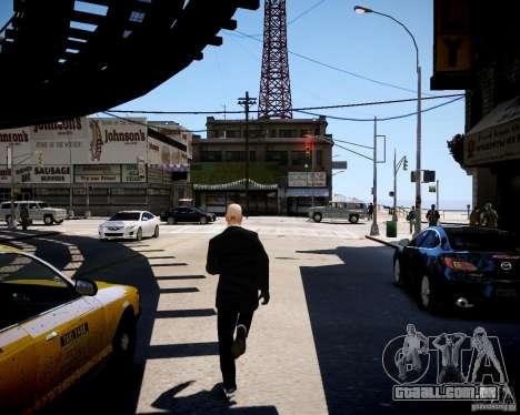 Hitman Blood Money Skin para GTA 4 segundo screenshot