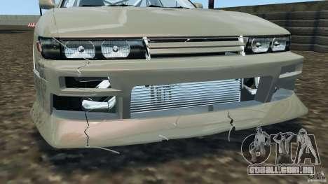 Nissan Silvia S13 DriftKorch [RIV] para GTA 4 motor