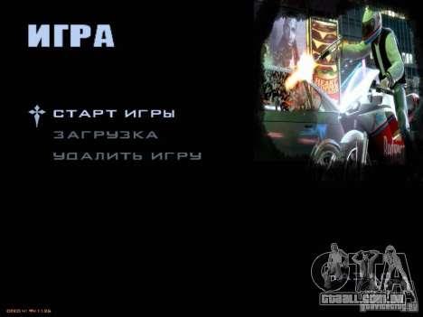 Novas telas de Miami + bônus para GTA San Andreas terceira tela