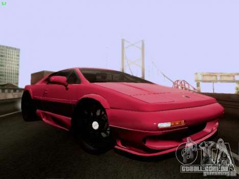 Lotus Esprit V8 para GTA San Andreas