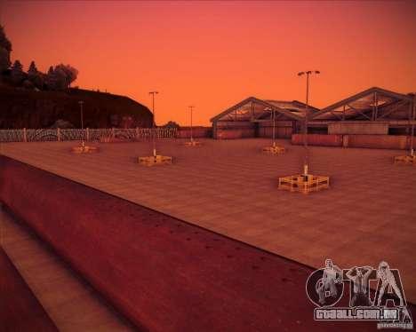Portland para GTA San Andreas segunda tela