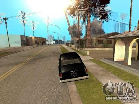 Volga 21 para GTA San Andreas vista direita